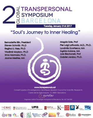 2º Global Transpersonal Symposium en Barcelona